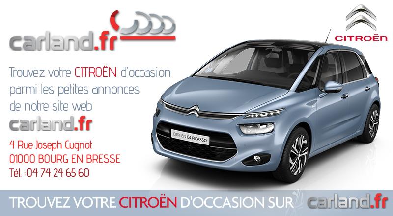 Occasion Citroën Bourg en Bresse