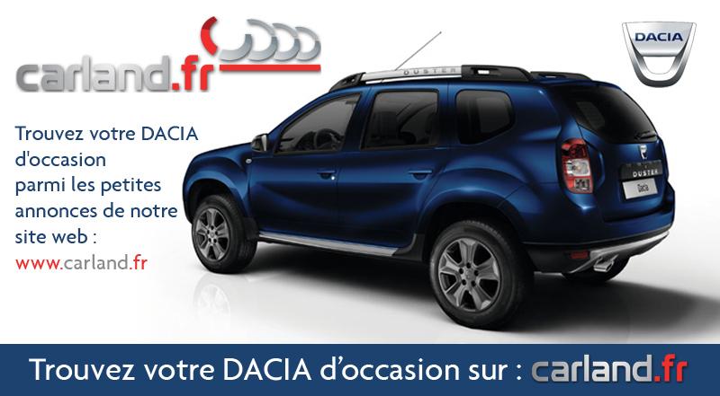 Dacia occasion Bourg en Bresse