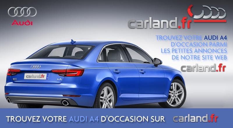 Voiture occasion Bourg en Bresse Audi A4