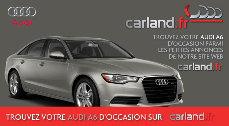 Voiture occasion Bourg en Bresse Audi A6
