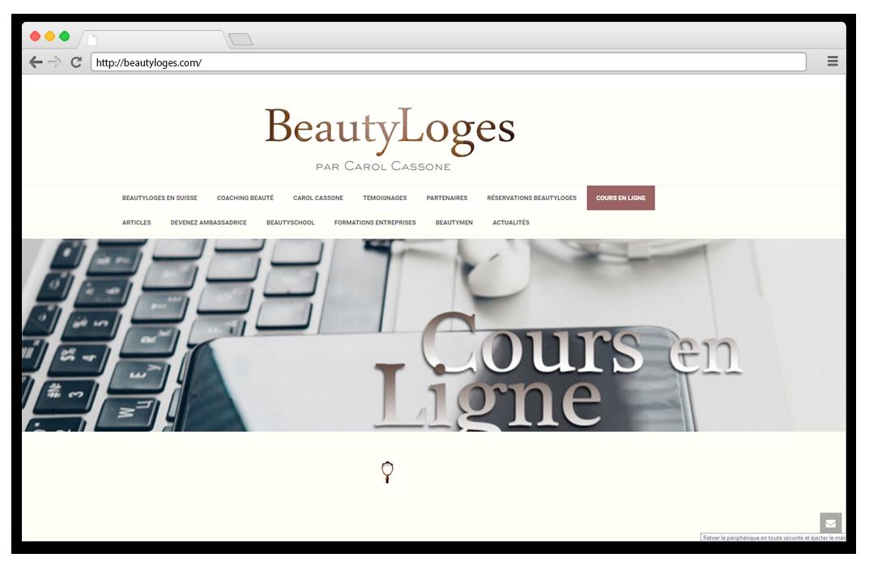 Création site internet APRZ Commissaire aux comptes Bourg en Bresse