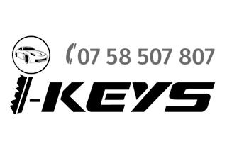 Clé de voiture Lyon - iKeys